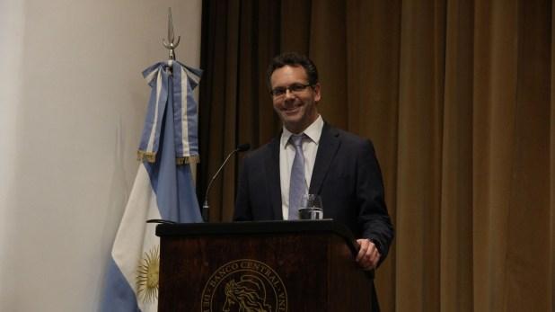 El presidente del BCRa Guido Sandleris (Matias Baglietto)