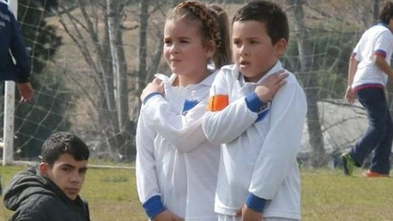 Mahia Macias fue capitana en el clásico con Peñarol y marcó el gol del triunfo