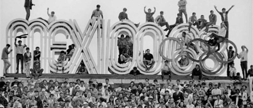 Con la Olimpiada México quería mandar el mensaje de que era un país progresista