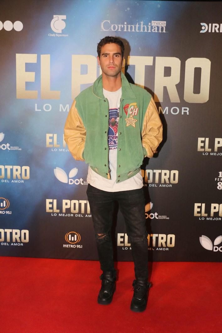 """Nico Furtado; o simplemente """"Diosito"""", de """"El Marginal"""""""