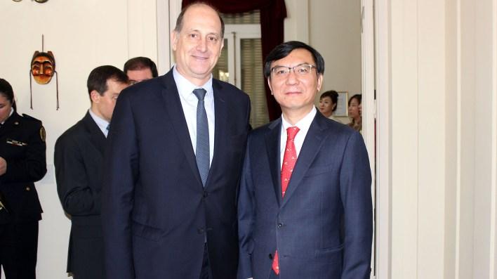 (Embajada de Corea del Sur en Argentina)