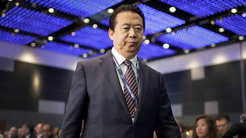 Meng Hongwei (AP)