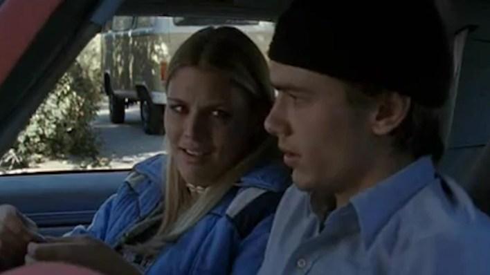 """Una escena de """"Freaks And Geeks"""" (1999)"""