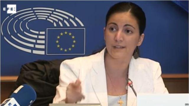 """Rosa María Payá advierte en Bruselas que advirtió de que el acuerdo de Cuba y la UE puede terminar favoreciendo la intención de """"la dictadura por prolongarse en el poder"""""""