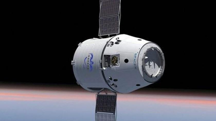 La cápsula Dragon de SpaceX también compite por llevar astronautas al espacio