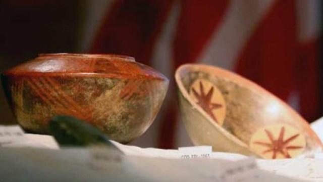 13 de las piezas de arte recuperadas se exponen en el Museo Nacional. (Fotos Mincultura)