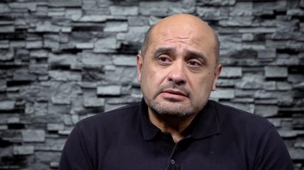 Francisco Giménez, el abogado detrás de la denuncia y querellante de una presunta víctima.
