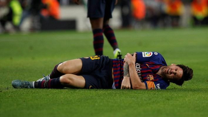 El próximo domingo el Barcelona jugará el clásico (Reuters)