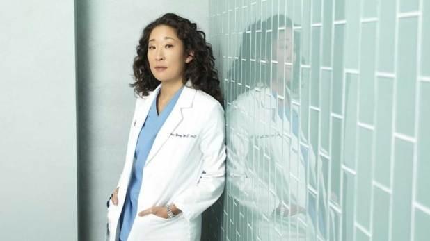 "Sandra Oh,""Grey´s Anatomy"""