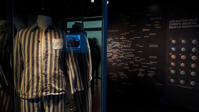 El Museo del Holocausto de Buenos Aires, otro de los espacios que abrirá sus puertas a los visitantes (Julieta Ferrario)