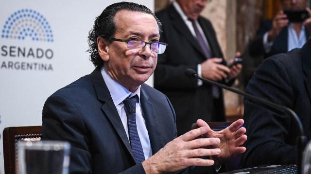 DaAnte Sica dio precisiones sobre el pago del bono de fin de año (Charly Diaz Azcue / COMUNICACIÓN SENADO)