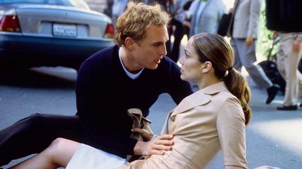 Matthew McConaughey en The Wedding Planner (2001)