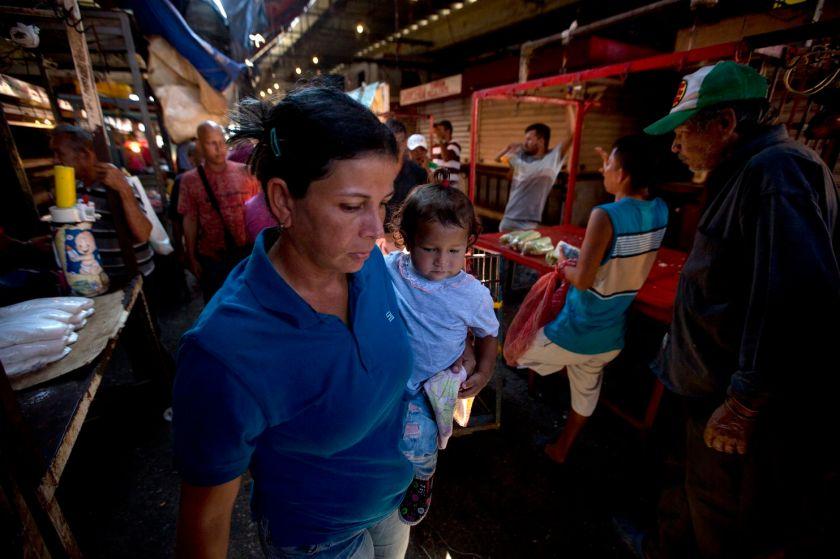 Organizaciones internacionales han advertido que el sistema de atención de salud en Venezuela se ha deteriorado a consecuencia de la grave situación económica, política y social que vive el país (Gui Christ/The Washington Post)