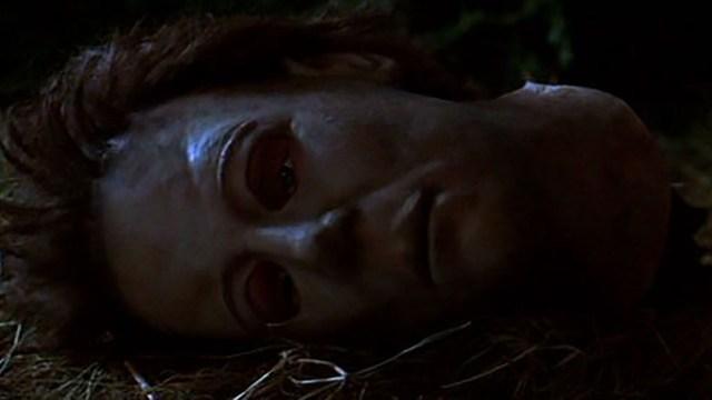 La máscara de Michael Myers en Halloween H20