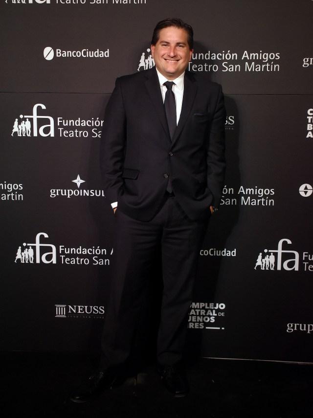 Gastón Corral, gerente de Sustentabilidad Corporativa de HSBC Argentina