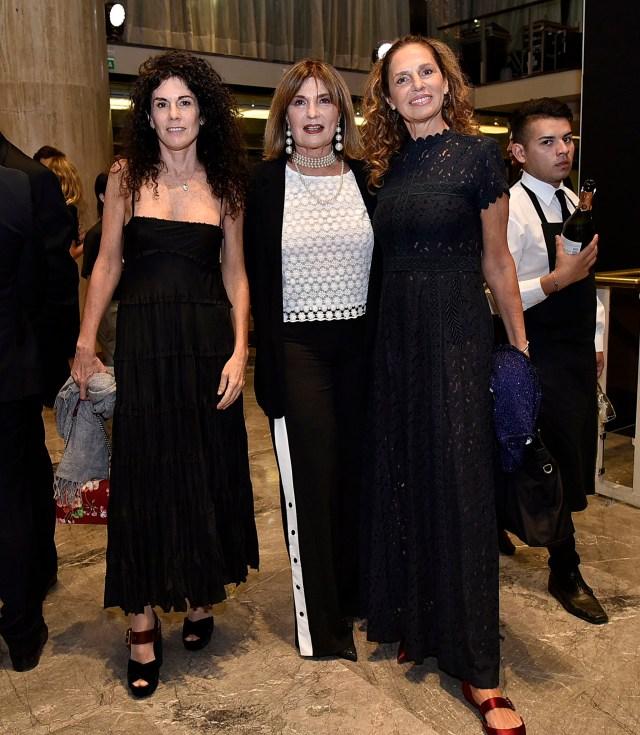 Cynthia Cohen, Sofía Neiman y Ginette Reynal