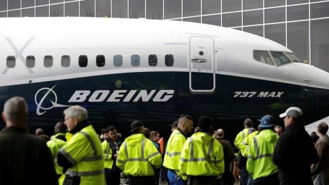 Boeing Portada