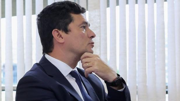 Sergio Moro (AFP)