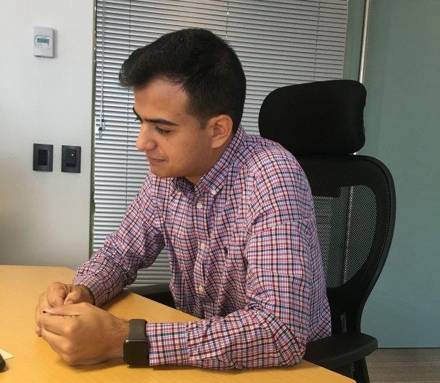 Andrés Felipe Tobó Villadas, secretario de seguridad de Medellín