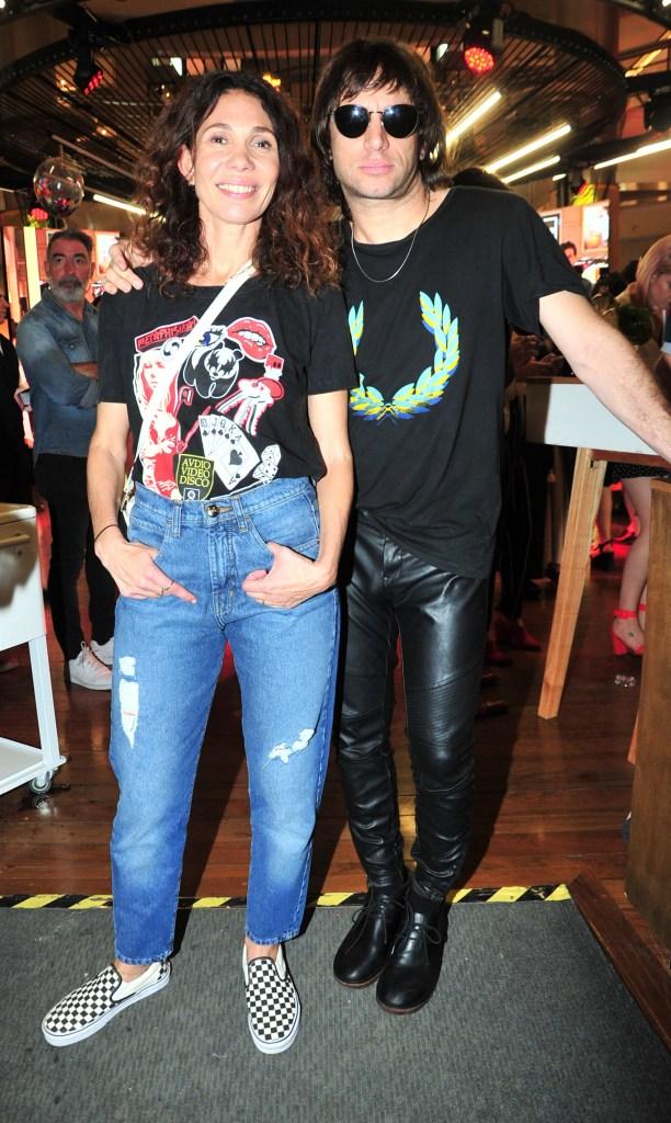 María Cher y Joaquín Levinton