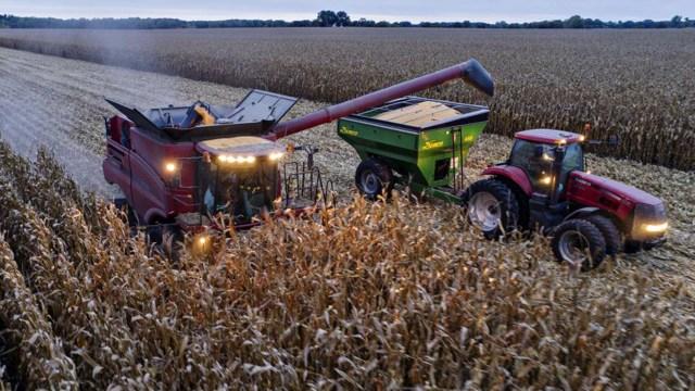 En el acumulado del año, las cosechadoras registraron la peor caída en la facturación con un (-24,5%) comparado con el período enero-septiembre de 2017