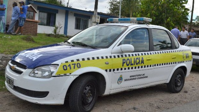 El cuerpo fue hallado con un disparo en el torso (@policiatucumanaargentina)