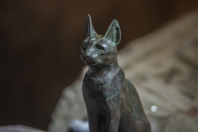 Egipto hizo un nuevo descubrimiento arqueologico