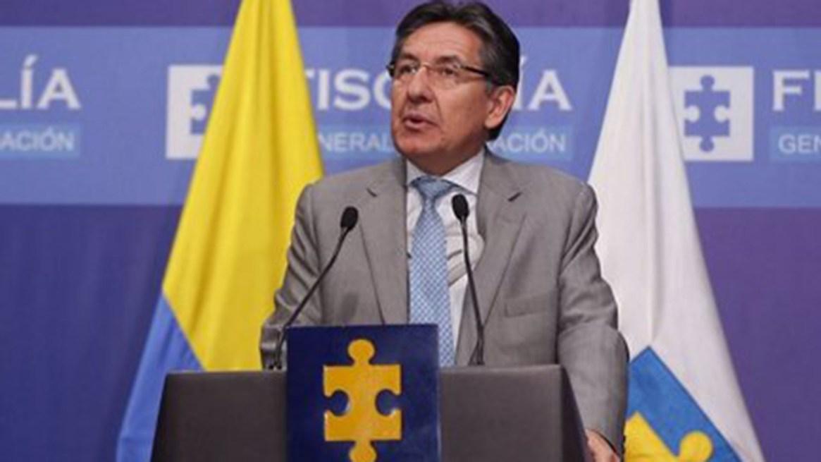 El actual fiscal general Néstor Humberto Martínez era el asesor jurídico del grupo Aval cuando se realizaron los sobornos de Odebrecht.