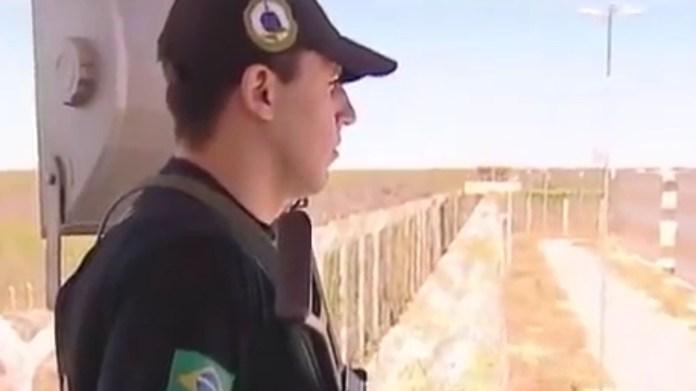 Las fuerzas de seguridad controlan todo lo que sucede en el penal