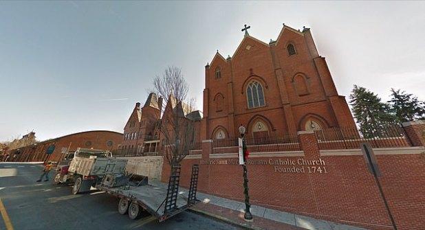 La parroquia de Santa Maria de la Asuncion, en Lancaster, un suburbio de Buffalo, estado de Nueva York, donde sucedieron los hechos denunciados.