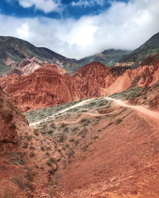 Las vistas de la Quebrada son únicas en el mundo