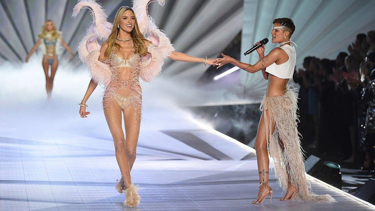Desfile de Victoria's Secret (AP)