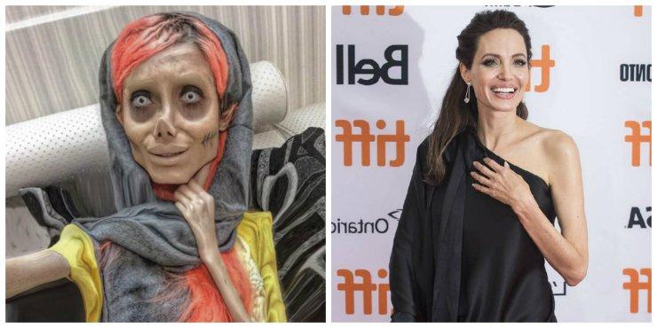 La joven Sahar Tabar ha sido comparada con la estrella de hollywood (Foto: Instagram)