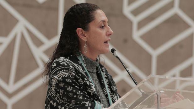 La jefa de Gobierno de la Ciudad de México, Claudia Sheinbaum, retiró el cobro de fotomultas