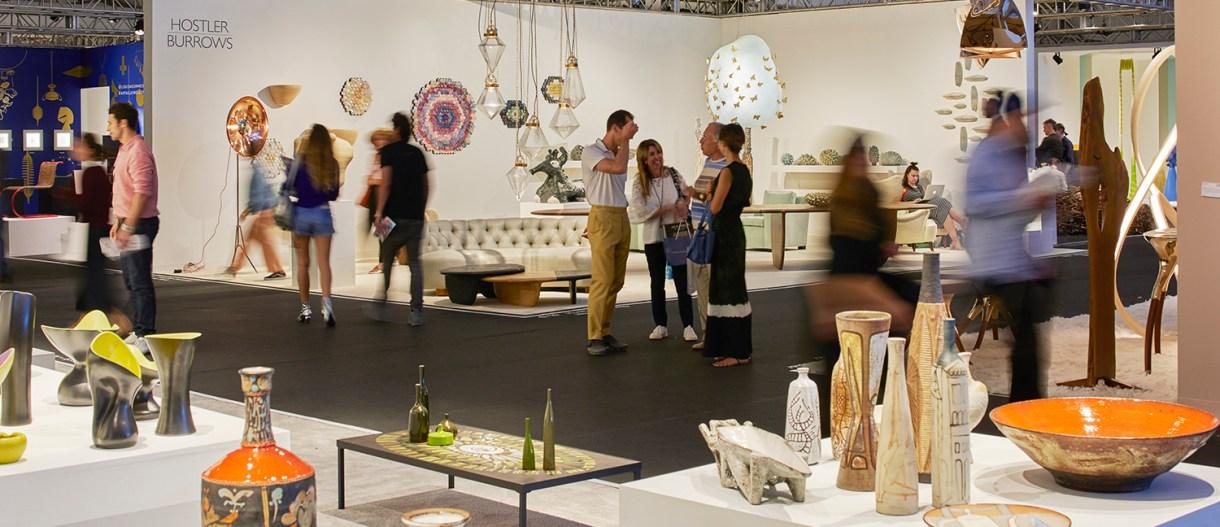 Design Miami/se desarrolló en paralelo, y justamente al lado de Art Basel Miami Beach.