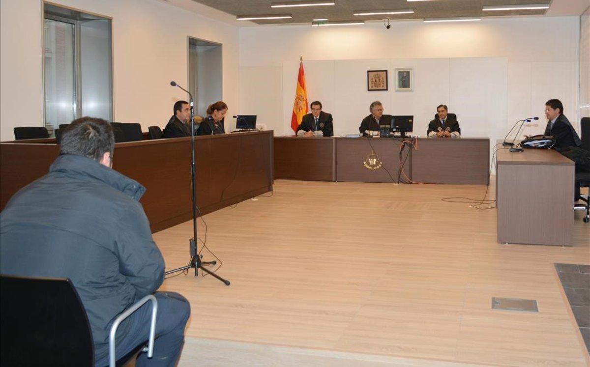 Sala de vistas Audiencia de Barcelona (Foto: archivo)