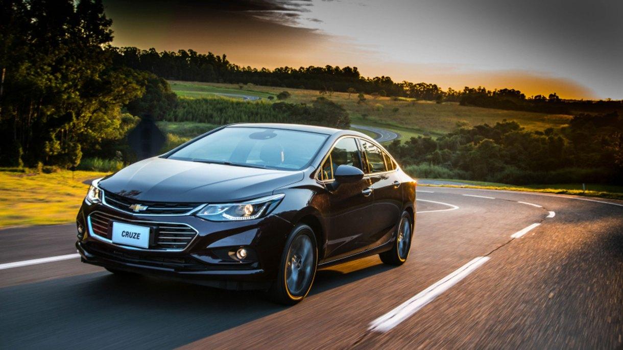 Chevrolet Cruze: en lo que va del año registró 13.248 patentamientos