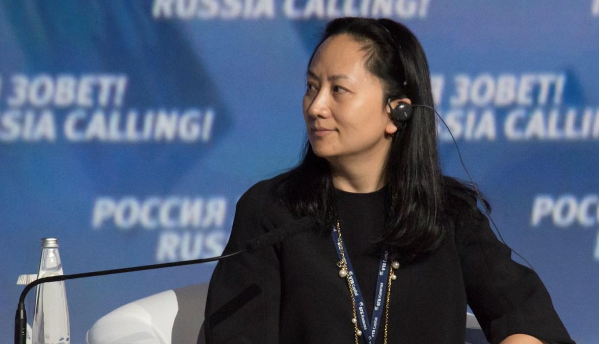 Meng Wanzhou, directora ejecutiva de Huawei(Reuters)