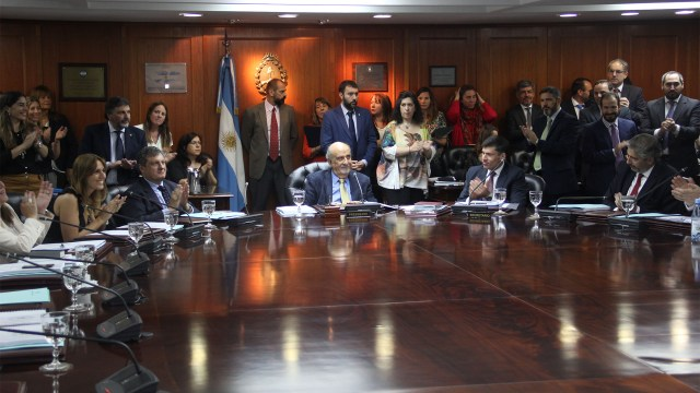 El Consejo de la Magistratura de la Nación(Matías Baglietto)
