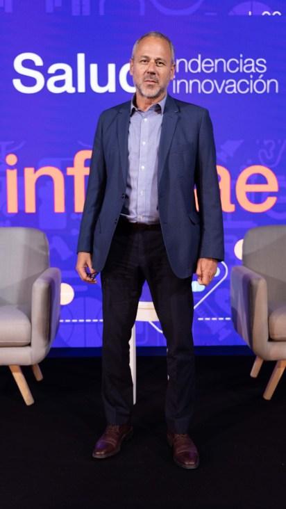 Fabián Portnoy, director del programa de coordinación sexual sida e ITS porteño