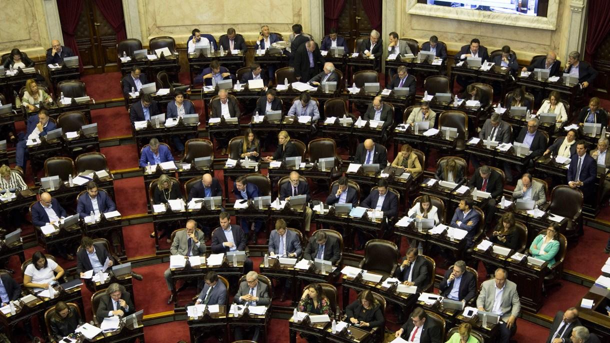 Los diputados sancionaron el nuevo Código Penal(NA)