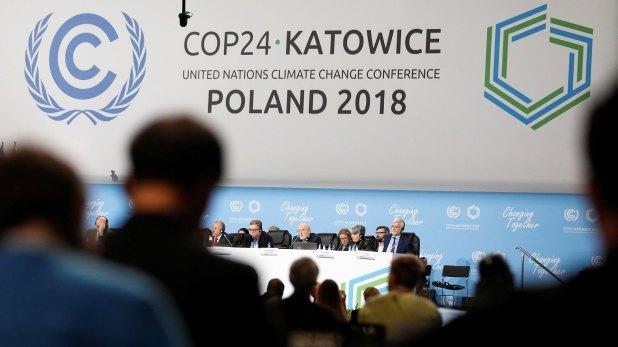 COP24 en Polonia (Reuters)