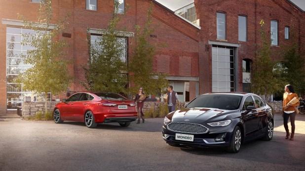 Ford Mondeo, es uno de los modelos con mejor relación precio-producto.