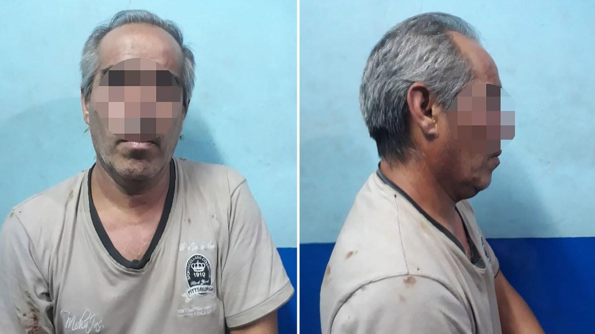 Juan Carlos Garcilazo, el femicida de Loma Hermosa