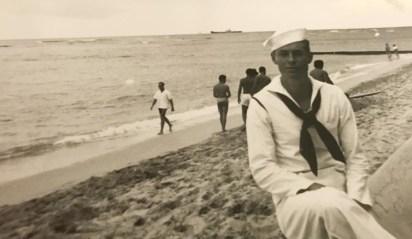 """Dorr""""Sabía que lo que estaba experimentando era histórico"""" (Foto: cortessy Dorr family)"""