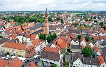 Friedberg, la localidad alemana de 28 mil habitantes en la que Elvis realizó el servicio militar (Foto: especial)