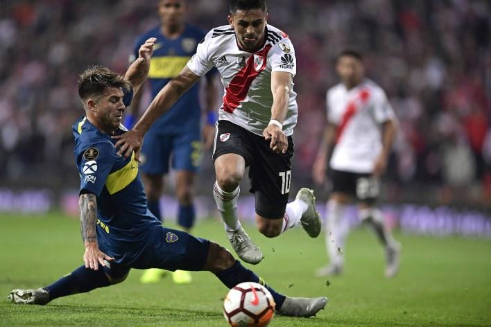 Gonzalo Martínez estuvo lejos del nivel que suele mostrar