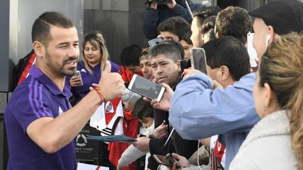 River buscará ganar el Mundial de Clubes (EFE/ Victor Lerena)
