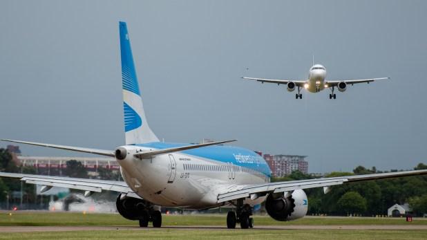 Podría haber más vuelos cancelados (foto: Adrián Escandar)