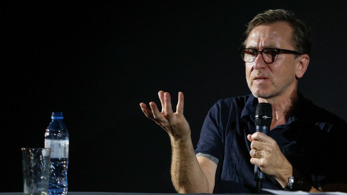 """Tom Roth en la """"Semana de Cannes"""" en Buenos Aires (Nicolás Aboaf)"""
